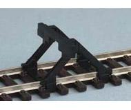 модель Piko 55280 Профильные рельсы PIKO A-Track. Тупик  (2шт)