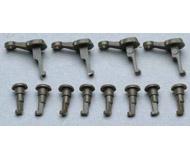 модель Piko 56080 Ось рукоятки затвора (8шт) + контркривошип (4шт)