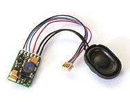 модель Piko 56199 Звуковой декодер для электропоездов Stadler GTW, испольуются совместно с декодером PIKO 56121