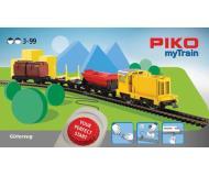 """модель Piko 57090 Стартовый набор PIKO myTrain (бывш. Юниор) """"Грузовой поезд"""", аналоговый"""