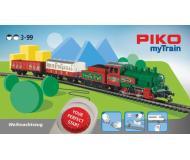 """модель Piko 57093 Стартовый набор PIKO myTrain (бывш. Юниор) """"Рождественский поезд"""", аналоговый"""