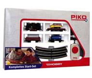 """модель Piko 57111 Стартовый набор """"Грузовой поезд"""", аналоговый. Серия Хобби."""