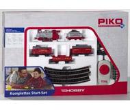 """модель Piko 57145 Стартовый набор """"Поезд """"Цирк"""", аналоговый. Серия Хобби."""