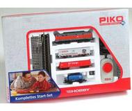 """модель Piko 57151 Стартовый набор """"Товарный поезд """", аналоговый. Серия Хобби."""