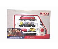 """модель Piko 57170 Стартовый набор """"Товарный поезд ÖBB Taurus"""", аналоговый. Серия Хобби."""