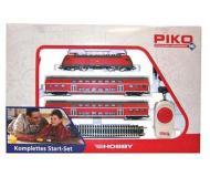 модель Piko 57171 Стартовый набор Taurus Regio двухэтажный пассажирский состав, аналоговый. Серия Хобби.