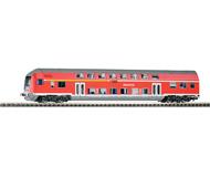 модель Piko 57621 Двухуровневый пассажирский вагон DBbuzf77 Regio. Принадлежность DB, Германия. Эпоха VI. Серия Хобби.
