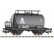 """модель Piko 57703 Цистерна двухосная """"VTG"""". Принадлежность DB, Германия. Эпоха IV. Серия Хобби."""