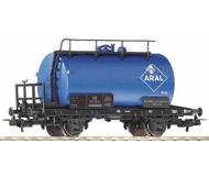 """модель Piko 57719 Цистерна двухосная """"Aral"""". Принадлежность DB, Германия. Эпоха III. Серия Хобби."""