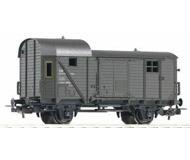 модель Piko 57721 Бригадник Pwg14. Принадлежность DB, Германия. Эпоха III. Серия Хобби.