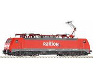 "модель Piko 57964 Электровоз BR 189 ""Railion"" VI. Серия Хобби."