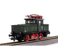 модель Piko 58103 Эксклюзивный набор:электровоз E63 (AEG) DB Ep III и три грузовых вагона. В деревянной коробке. Принадлежность DB. Эпоха III