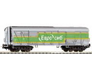 модель Piko 58723 Товарный вагон Евросиб. Принадлежность RZD. Эпоха VI