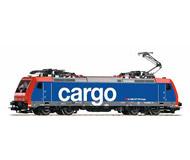 модель Piko 59042 Электровоз BR 482, 4 пантографа. Принадлежность SBB Cargo. Эпоха VI. Серия Эксперт. Модель для трёхрельсовой системы Märklin (не подходит для стандартной двухрельсовой DC).