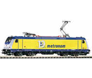 модель Piko 59145 Электровоз BR 185.2 Metronom с двумя пантографами. Эпоха VI. Серия Эксперт.