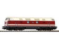 модель Piko 59387 Тепловоз V180. Принадлежность DR, Германия. Эпоха III. Серия Эксперт. Модель для трёхрельсовой системы Märklin (не подходит для стандартной двухрельсовой DC).