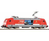 модель Piko 59453 Электровоз BR 101 Tessin. Принадлежность DB AG, Германия. Эпоха VI. Серия Хобби.