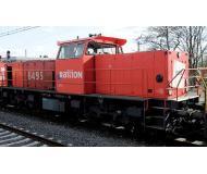 модель Piko 59482 Тепловоз 6495 NS-Cargo. Эпоха V. Серия Эксперт