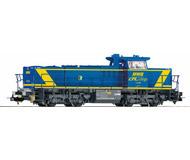 "модель Piko 59488 Тепловоз G1206 ""MWB"" CFL cargo. Эпоха VI. Серия Эксперт"