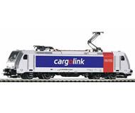 """модель Piko 59558 Электровоз BR 185.2 """"Cargolink"""". Эпоха VI. Серия Эксперт"""