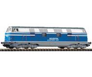 модель Piko 59567 Тепловоз D05. Принадлежность Regentalbahn. Эпоха V. Серия Эксперт.