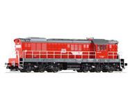 модель Piko 59788 Тепловоз BR S200 (3269) DB Schenker Rail Polska. Эпоха VI
