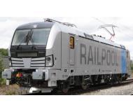 модель Piko 59870 Электровоз Vectron BR 193 Railpool. Эпоха VI. Серия Эксперт. Модель для трёхрельсовой системы Märklin (не подходит для стандартной двухрельсовой DC).