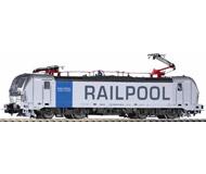 модель Piko 59970 Электровоз Vectron BR 193 Railpool. Эпоха VI. Серия Эксперт.