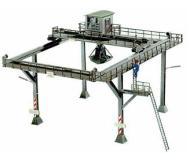 модель Piko 61110 Кран угольного склада из комплекта Угольная сортировочная станция, 150х210х142 мм.