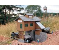 модель Piko 62009 Gravel Works Main Building Набор для сборки (KIT).