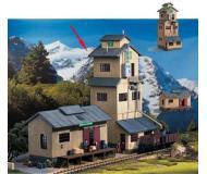 модель Piko 62035 CoOp Grain Elevator Набор для сборки (KIT).