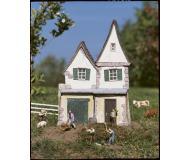 модель Piko 62060 Cottages - Flat Wall Front Набор для сборки (KIT).