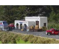 модель Piko 62105 Santa Fe Station Набор для сборки (KIT).