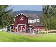 модель Piko 62110 Red Barn Набор для сборки (KIT).