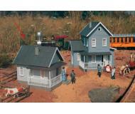 модель Piko 62226 Uncle Sams Farmhouse Набор для сборки (KIT).