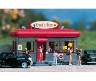 модель Piko 62250 Downtown Diner Набор для сборки (KIT).
