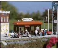 модель Piko 62259 Peters Motorcycle Shop Набор для сборки (KIT).