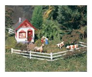 модель Piko 62291 White Wooden Fence