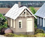 модель Piko 62707 Hill´s Gingerbread House Built-Up Здание полностью собрано.