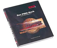 модель Piko 99950 Книга PIKO. На немецом языке.