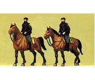 модель Preiser 10397 Конная полиция. США