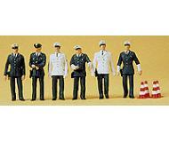 модель Preiser 10422 Полиция ФРГ