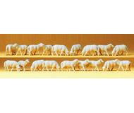модель Preiser 14161 Овцы, 18 шт.