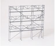модель Preiser 17180 Подвижные  строительные леса.