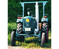 модель Preiser 17921 Трактор Lanz D 2416.