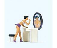 модель Preiser 28206 У туалетного столика