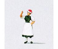 модель Preiser 29021 Женщина в национальном костюме Гутахталь