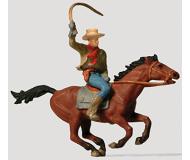 модель Preiser 29065 Ковбой на лошади
