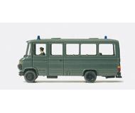 модель Preiser 37017 Автобус Mercedes-Benz L508 Федеральной Пограничной Службы
