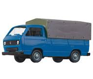модель Roco 05361 Грузовичок VW T3 с брезентовым тентом.